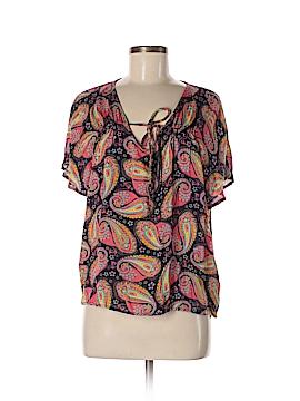 OndadeMar Short Sleeve Blouse Size M