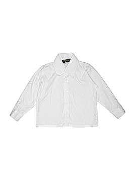 Rafael Long Sleeve Button-Down Shirt Size 2T