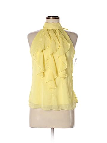 BCX Sleeveless Blouse Size M