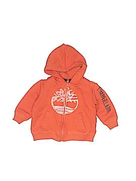 Timberland Zip Up Hoodie Size 3-6 mo