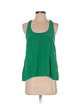 Twenty One Sleeveless Silk Top Size S