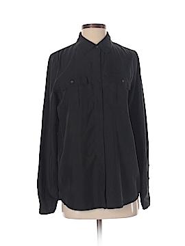 C. Wonder Long Sleeve Button-Down Shirt Size S
