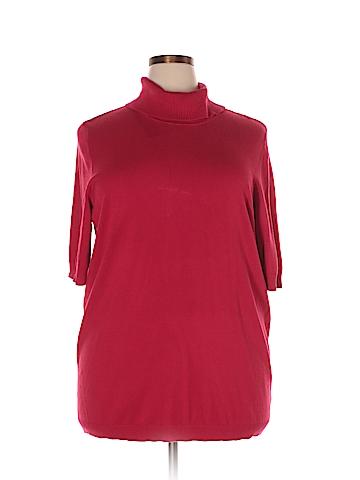 Lane Bryant Turtleneck Sweater Size 26 - 28 Plus (Plus)