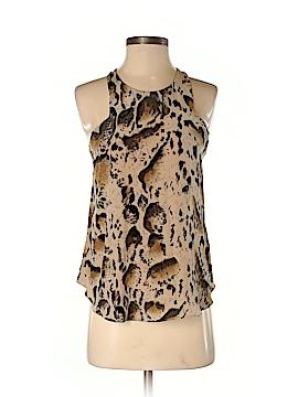 Rory Beca Sleeveless Silk Top Size S