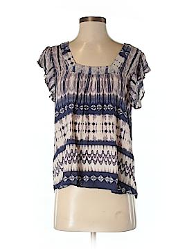 Braeve Short Sleeve Blouse Size S