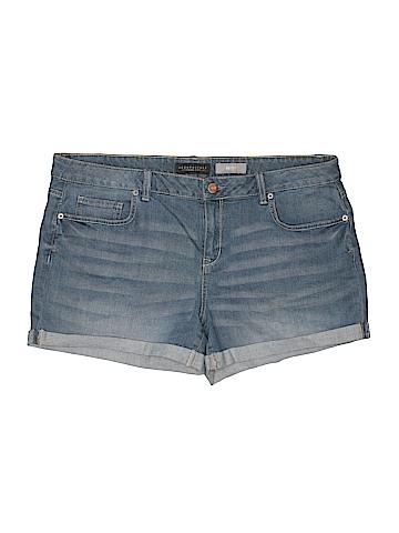 Aeropostale Denim Shorts Size 18 (Plus)