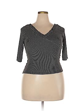 Yansi Fugel 3/4 Sleeve T-Shirt Size XL