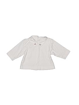Jacadi 3/4 Sleeve Top Size 3 mo