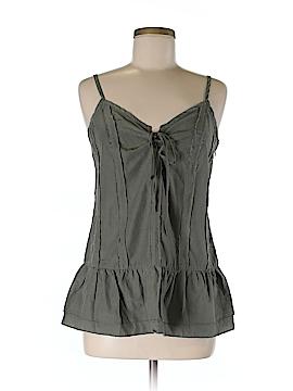 Da-Nang Sleeveless Silk Top Size M