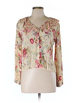 Zoe Long Sleeve Blouse Size S