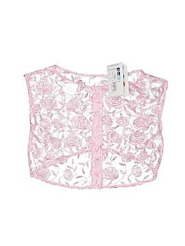 Ooh La La Couture Short Sleeve Blouse Size 6X / 7