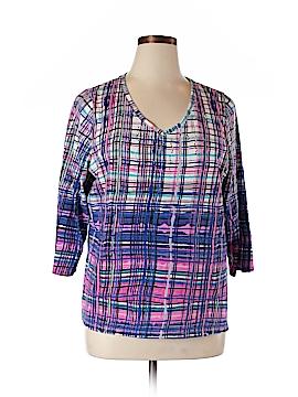 Alia 3/4 Sleeve T-Shirt Size XL