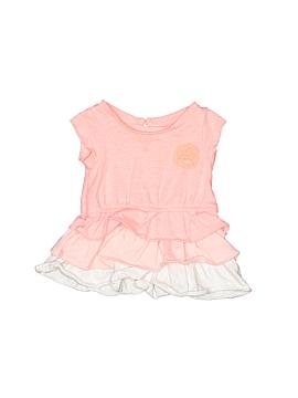 Cherokee Short Sleeve Blouse Newborn