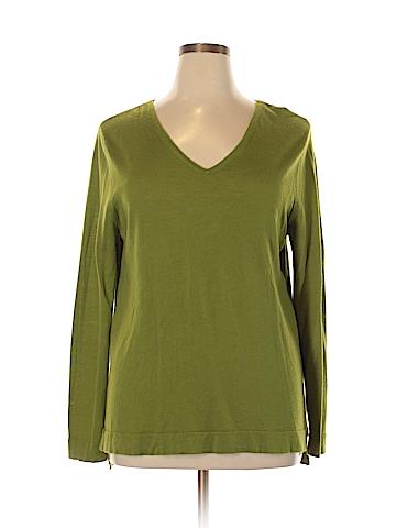 J.jill Wool Pullover Sweater Size XL