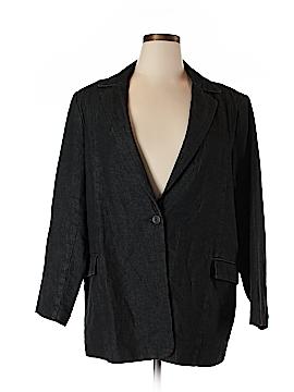 Denim & Co Blazer Size 1X (Plus)