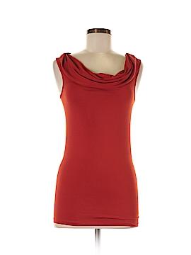 Ralph Lauren Blue Label Short Sleeve Silk Top Size S