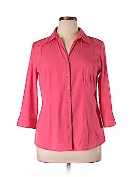 Como 3/4 Sleeve Blouse Size XL