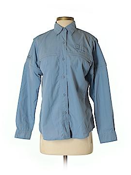 Cabela's Long Sleeve Button-Down Shirt Size S