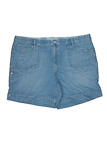 Gloria Vanderbilt Cargo Shorts Size 22W (Plus)