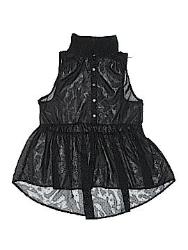 Kandy-Kiss Sleeveless Blouse Size 14