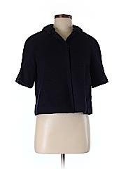 T Tahari Women Wool Coat Size 8