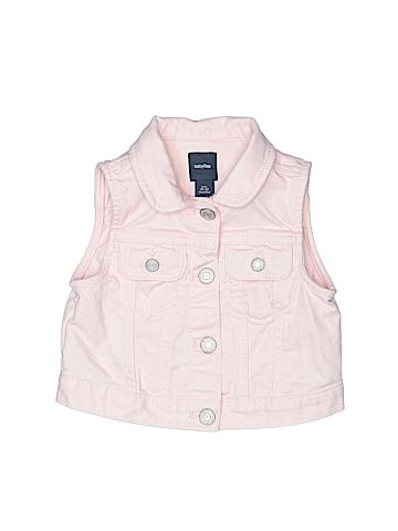 Baby Gap Denim Vest Size 18-24 mo