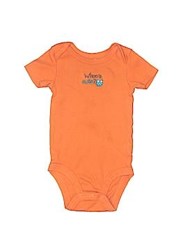 BABIES R US Short Sleeve Onesie Size 9 mo