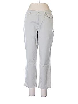Jones New York Signature Khakis Size 10