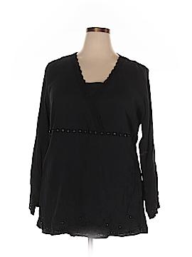 Ella Moss Long Sleeve Blouse Size 26/28W (Plus)