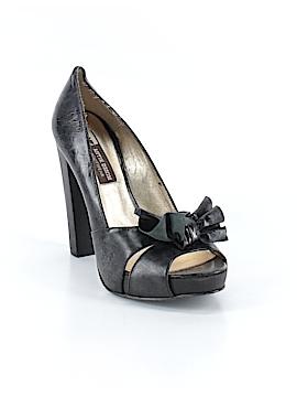 Antik Denim Heels Size 7 1/2
