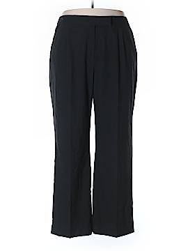 Larry Levine Casual Pants Size 20W (Plus)