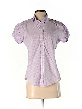 Ralph Lauren Golf Short Sleeve Button-Down Shirt Size 8