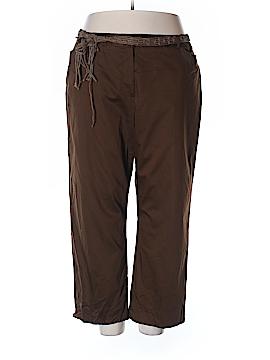 Jones New York Signature Khakis Size 22 (Plus)