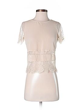 Margo & Sebastian Sleeveless Blouse Size XS