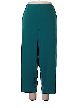 Susan Graver Casual Pants Size 3X (Plus)