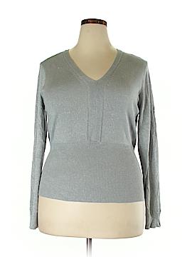 Jones Wear Pullover Sweater Size 2X (Plus)