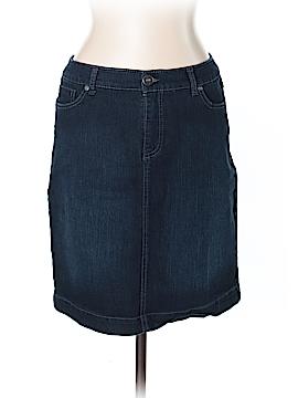 Style&Co Denim Skirt Size 12 (Petite)