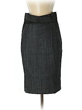 Donna Karan Collection Denim Skirt Size 6