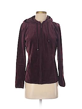 Lizwear by Liz Claiborne Zip Up Hoodie Size S