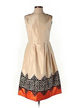 Oscar De La Renta Casual Dress Size 4
