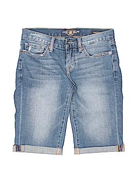 Lucky Brand Denim Shorts Size 00