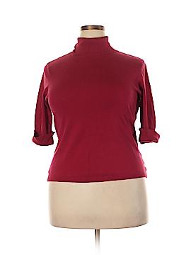 Worthington Silk Pullover Sweater Size XL