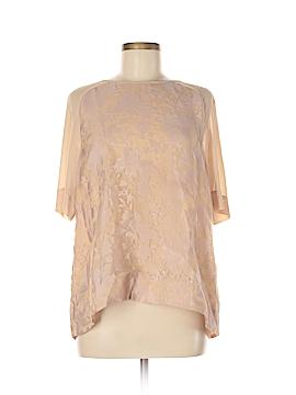 Reiss Short Sleeve Blouse Size 8