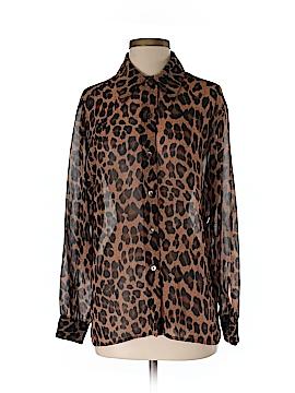 Isabel Ardee Long Sleeve Blouse Size 6