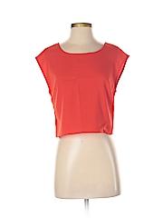 Express Women Short Sleeve Top Size XS