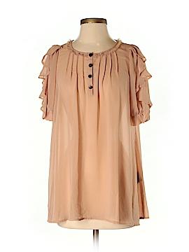 Twelve by Twelve Short Sleeve Blouse Size XS