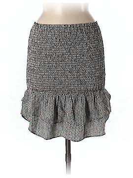 Madewell Silk Skirt Size M