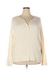 St. John's Bay Women Pullover Sweater Size 3X (Plus)