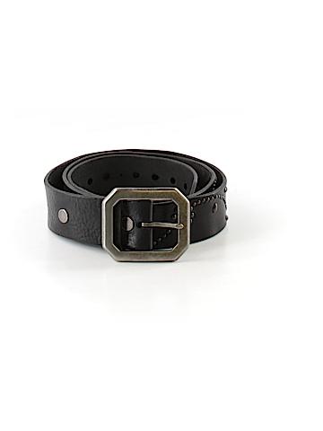 True Religion Leather Belt Size 38