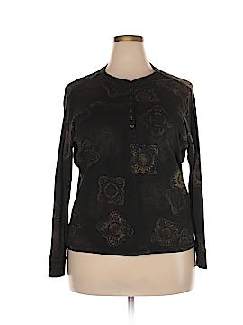 Columbia Long Sleeve Jersey Size 2X (Plus)